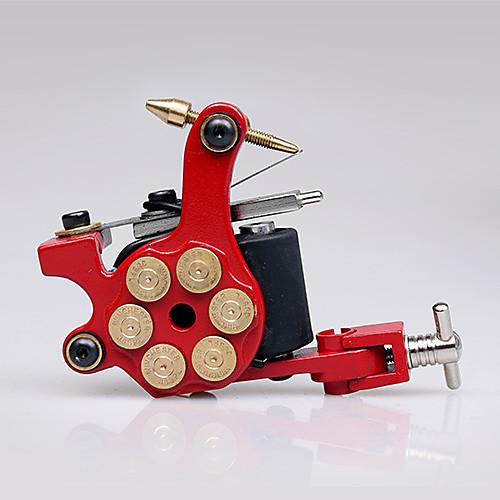 2 Новый пулемет Силовые Иглы 40 Чернила татуировки Kit Lightinthebox 4296.000