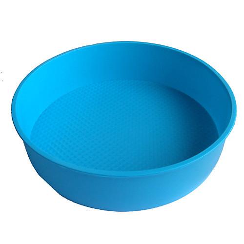 Торт для выпечки, Круглый силикон (цвет Randoms) Lightinthebox 622.000