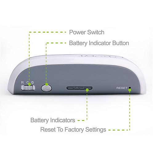 MOCREO 5-в-1 Портативный 802.11b/g/n беспроводной 3G Точка маршрутизатор  4000mAh Power Bank Lightinthebox 1159.000