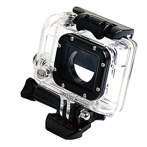 Открытый Водные виды спорта Водонепроницаемый чехол для фотокамер для GoPro Hero 3/3  - черный  Прозрачный Lightinthebox 858.000