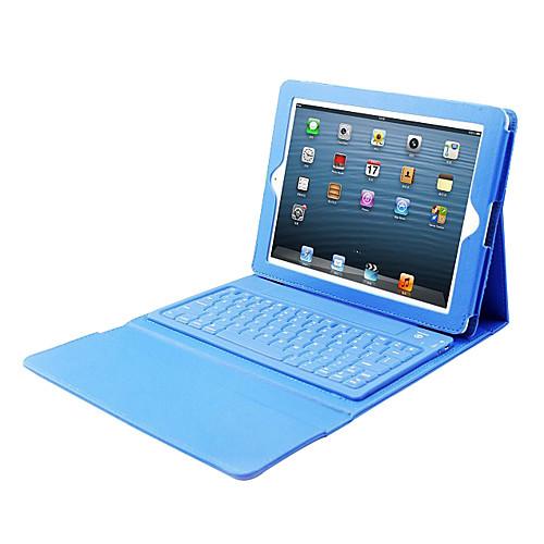 PU кожаный чехол клавиатура Bluetooth для Ipad 2/3/4 Lightinthebox 816.000