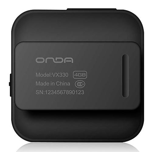 (ONDA) VX330 мини ЖК-дисплей цифровой MP3-плеер Музыкальный плеер со встроенным памятью 4G Lightinthebox 926.000