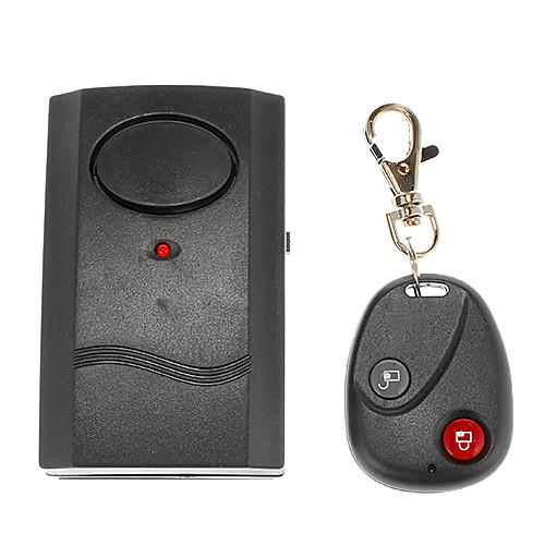 Беспроводная сигнализация вибрации пульт дистанционного управления для дверь.Окно средства безопасности Lightinthebox 300.000