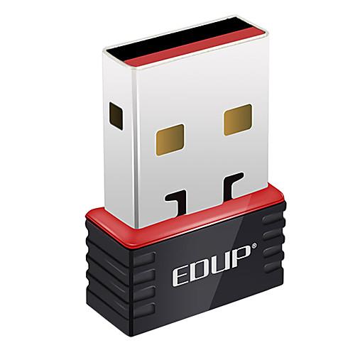 EDUP EP-n8508 802.11b/g/n 150Mbps Беспроводной USB-адаптер Lightinthebox 300.000