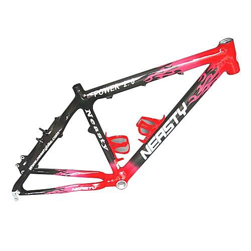 MB-NT102 MTB велосипедов Полный Carbon красный  черный Рамка с NEASTY Decal Lightinthebox 30079.000
