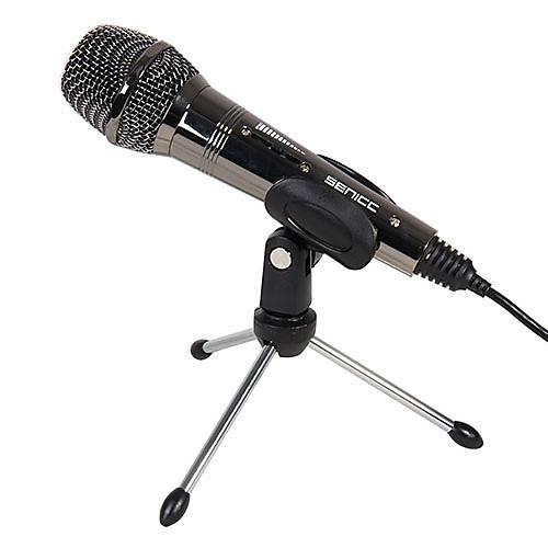 senicc см-079 микрофон компьютера с поворотной держателем и опции кабеля адаптера Lightinthebox 1030.000