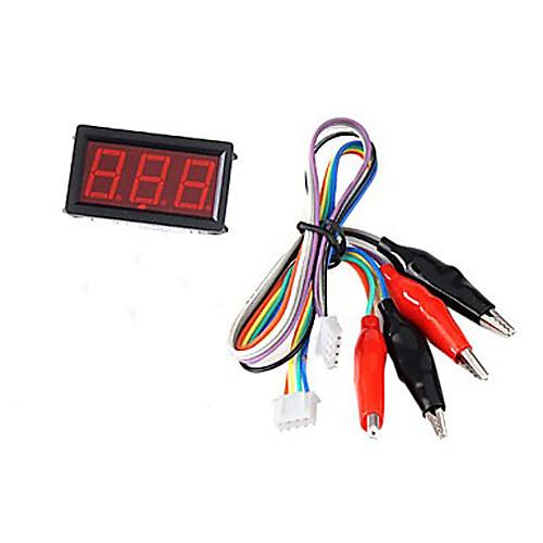 цифровой вольтметр постоянного тока борту 7-20v Lightinthebox 257.000