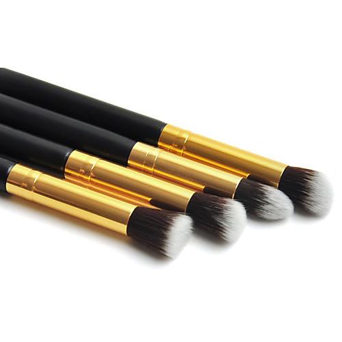 Pro Высокое качество 4 ПК Синтетический волос Золотой макияжа кисть Lightinthebox 285.000