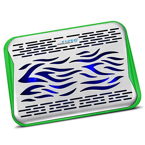 Тонкий лед 3 Титан: Coolcold Тонкий лед Iii Ультра-Слизь USB Powered Mute двумя вентиляторами охлаждения передач подставка для 17