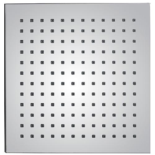 Насадка для тропического душа квадратная, 8 дюймов, хромированное покрытие Lightinthebox 1116.000