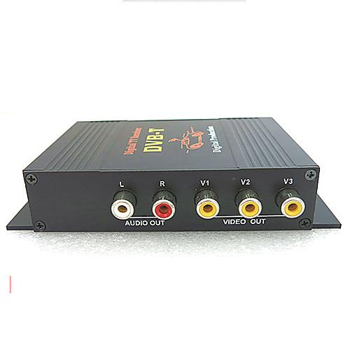 ED010-M588X DVB-T MPEG-4/MPEG-2 МОБИЛЬНЫЕ HD Автомобильный цифровой ТВ тюнер ресивер Lightinthebox 2534.000