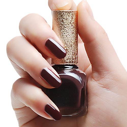 Племя Цвет по охране окружающей среды для ногтей Шоколад (1шт, 12ML) Lightinthebox 214.000