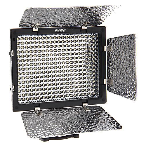 YONGUNO YN300 18W 2280LM 5500K 300-светодиодная вспышка Speedlite / лампа заливающего света лампы / Фото Светильник (черный) Lightinthebox