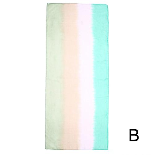 корейский стиль полиэстер вуаль шарф Lightinthebox 300.000