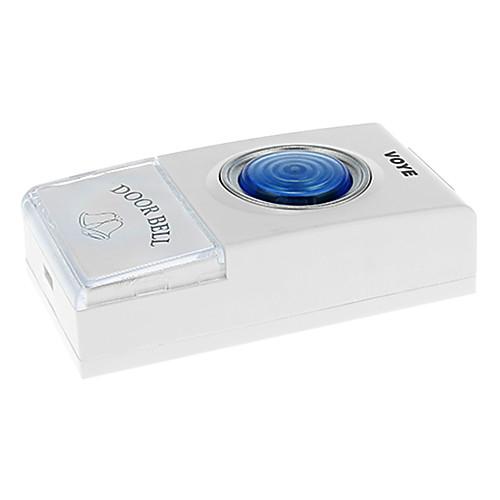 VOYE V003A2 Мини Беспроводная 38 Tunes Мелодия цифровой дверной звонок сигнализации Lightinthebox 300.000