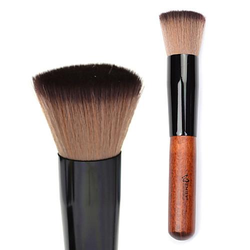 Высококачественных синтетических волос плоским Макияж Румяна / Фонд кисть Lightinthebox 214.000