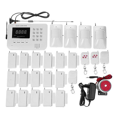 Беспроводная GSM / ПНЦ / SMS / вызова Автодозвон Голос Главная охранной сигнализации электронной Lightinthebox 6874.000