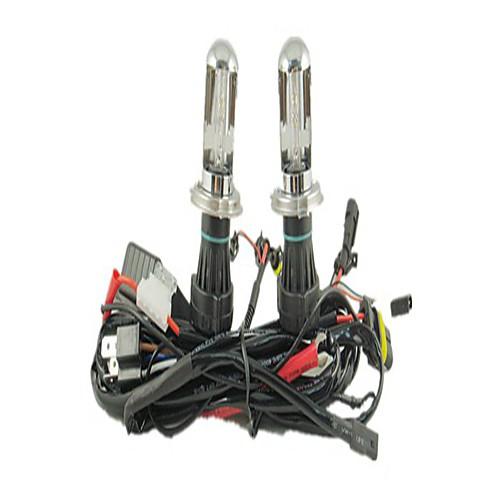 AC Тонкий спрятанный набор Bi Xenon H4 двухлучевой Комплект Canbus Хид Conversion Kit 55w 6000K Lightinthebox 2362.000