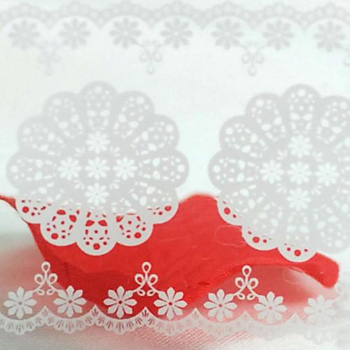 Цветочные Клей-лента для украшения Lightinthebox 432.000