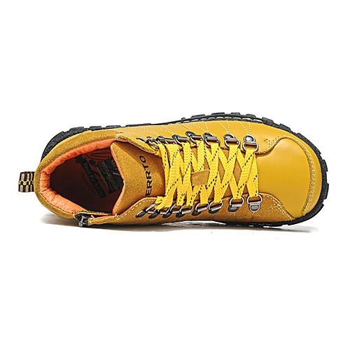 Женские нубук кожи Anti-Slip Обувь Lightinthebox 4829.000
