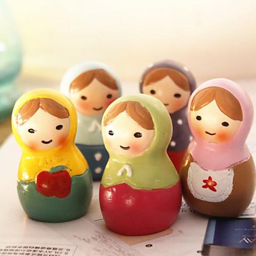 Симпатичные России Кукла Keepsake (случайный цвет) Lightinthebox 267.000