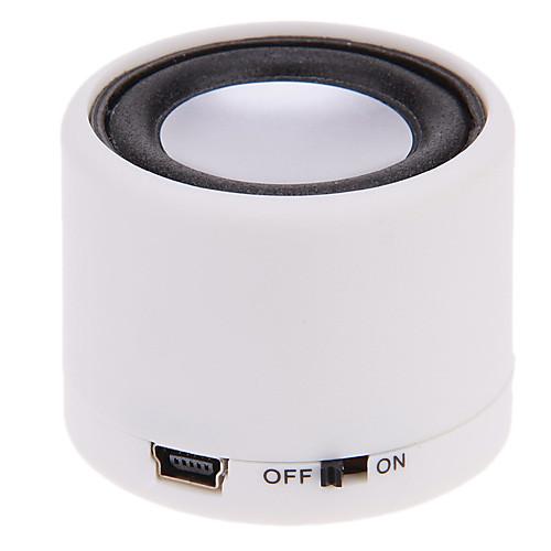 Мини Мобильные колонки с микрофоном функция для IPhone IPad MP3-плееры (A01) Lightinthebox 429.000