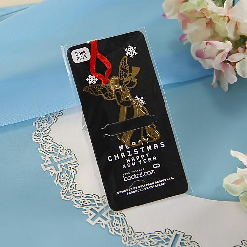 Золотой ангел Закладка с красной лентой Lightinthebox 62.000