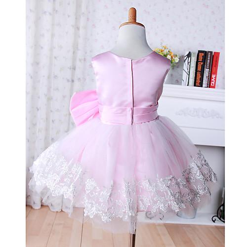 Девушка с большим бантом платье принцессы Lightinthebox 2620.000