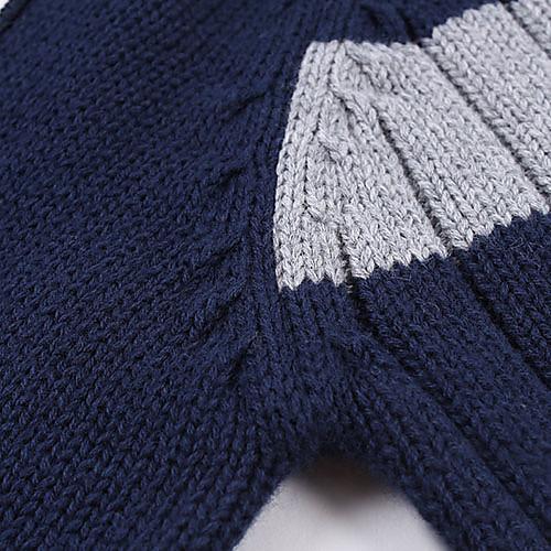 Все соответствием Стенд Воротник Мальчика Stripes свитер Lightinthebox 1202.000