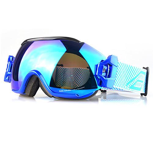 Basto черный  синий Рама Датчик Синий Зеркало Объектив Снег Googgles Lightinthebox 1890.000