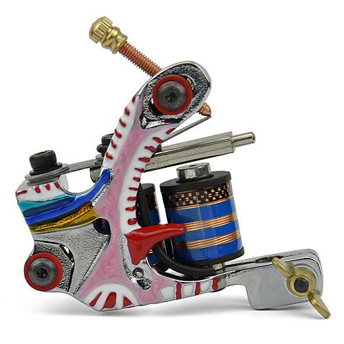 Кастинг углеродистой стали Dual Катушки 8 Обертывания татуировки Machine Gun для Liner Lightinthebox 1374.000