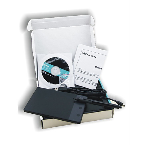 Huion USB Подпись панель с цифровой беспроводной Захват Pen - H420 Lightinthebox 1202.000