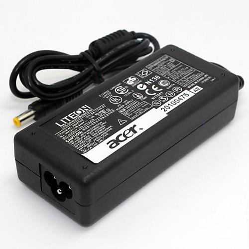 Компактный портативный Подлинная Ноутбук Acer адаптер питания (19V 3.42A 5,5 х 1,7 мм разъем / AC 100 ~ 240 / США Plug) Lightinthebox 257.000