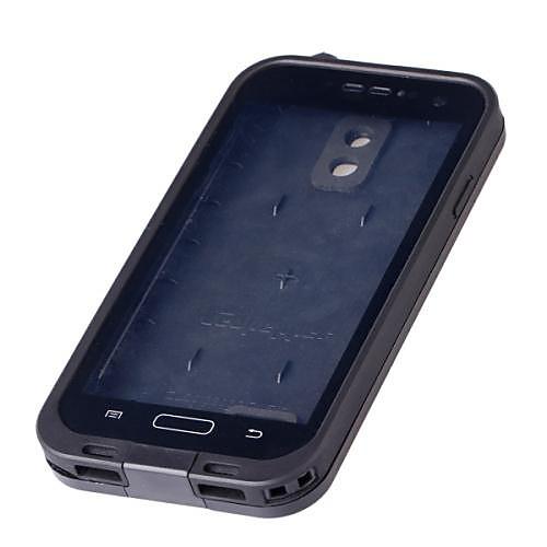 Ультра-тонкий водонепроницаемый призма противоударный Snowproof Защитный чехол для Samsung Galaxy S4 - черный Lightinthebox 502.000