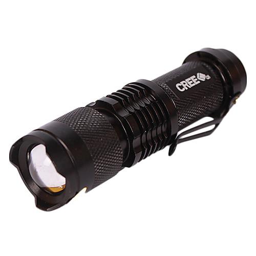 UltraFire E26 Жесткий анодированный CREE XM-L T6 2000Lumens 5-режим CREE светодиодный фонарик Lightinthebox 558.000