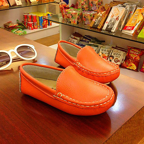 Детские сплошной цвет Винтаж Лодка обувь Lightinthebox 1417.000