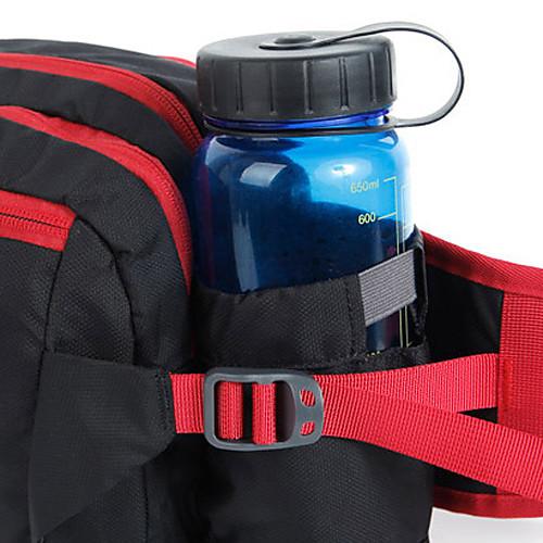 спорта на открытом воздухе многофункциональный холст нейлон талии мешок 5л Lightinthebox 944.000