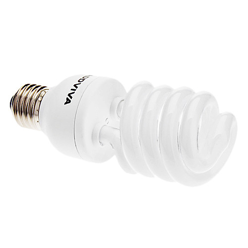 ADDVIVA  E27 36W 2260LM 6500K Дневной свет ESL / CFL 4.5T Половина Спираль накаливания (220-240V) Lightinthebox 429.000