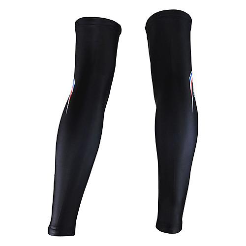 KOOPLUS - сборной Франции полиэстер  лайкра Черный Велоспорт ноги теплые Lightinthebox 987.000