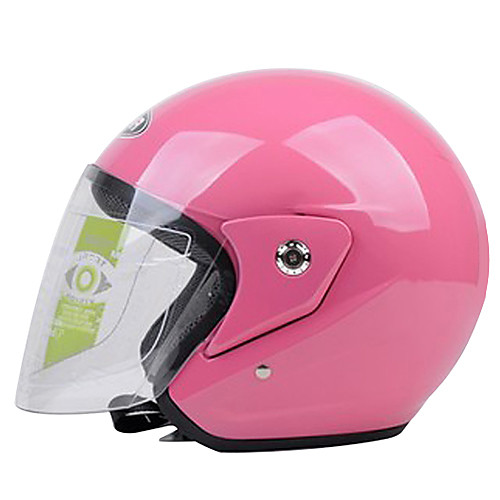 высококачественный материал ABS бесплатный размер мотоцикла половина шлем Lightinthebox 515.000