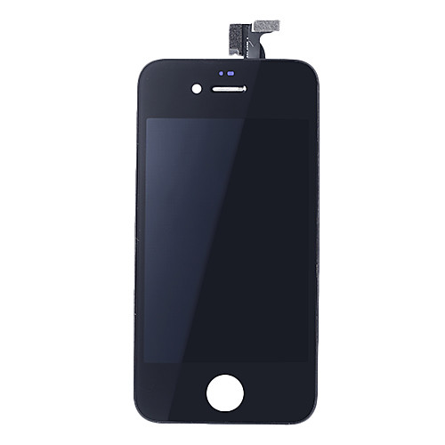 Оригинальный ЖК-экран сенсорный дигитайзер Ассамблеи iPhone 4 - черный Lightinthebox 2105.000
