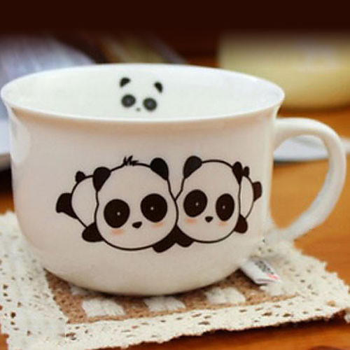 Panda Кружка кофе, фарфор 8 унций Lightinthebox 558.000