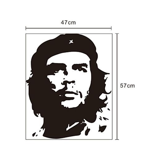 Люди Че Гевара декоративные настенные наклейки Lightinthebox 858.000
