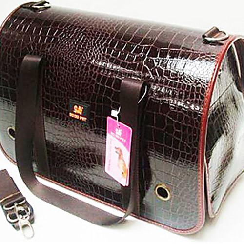 Высокий класс ПУ Щенок Перевозчик Сумочка Длинный ремень Плюс для Собаки (разных цветов) Lightinthebox 2792.000
