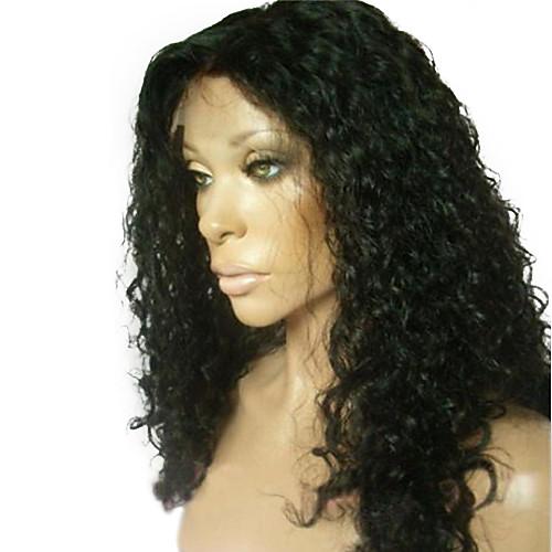 18INCH индейца 100% фронта шнурка человеческих волос Lightinthebox 8464.000