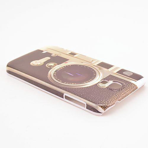 Ретро-модель камеры пластиковые Защитная крышка для Samsung Galaxy S4 i9500 Lightinthebox 128.000