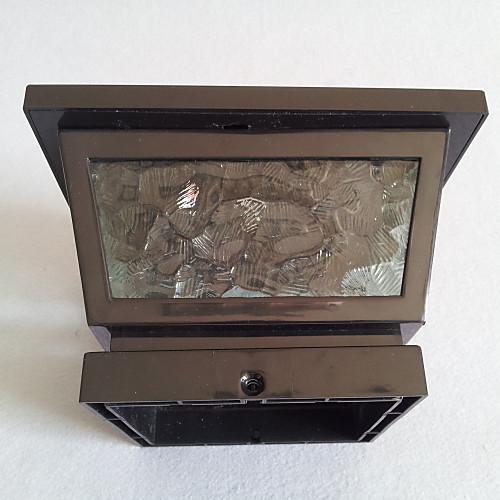 1.2W светодиодный солнечный свет Капитель в квадратной формы Lightinthebox 3222.000