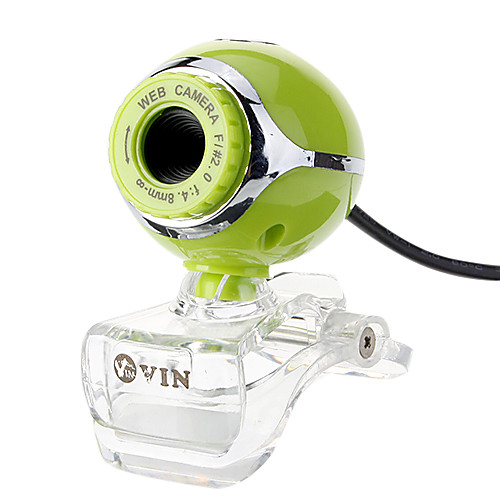 8.0 мегапикселей USB 2.0 Clip-на ПК веб-камера камера Lightinthebox 171.000