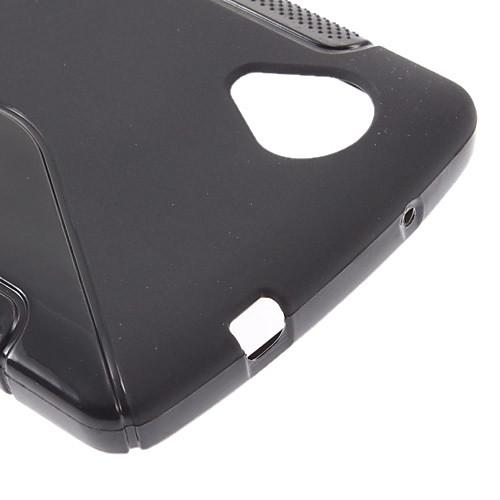 S Pattern Мягкий Клей чехол для LG NEXUS 5 (разных цветов) Lightinthebox 128.000