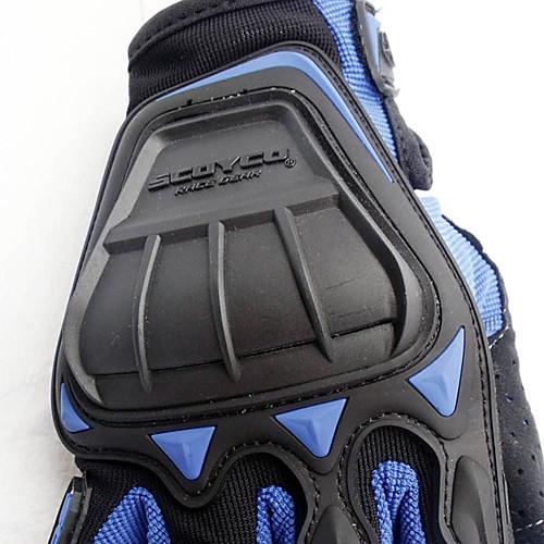 MC08 мотогонок полный палец перчатки (опционально цвета) Lightinthebox 773.000
